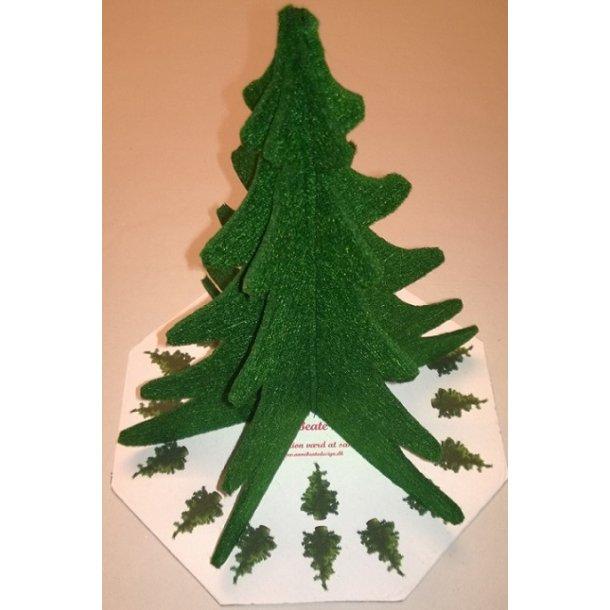 Juletræ (Anne Beate Design)