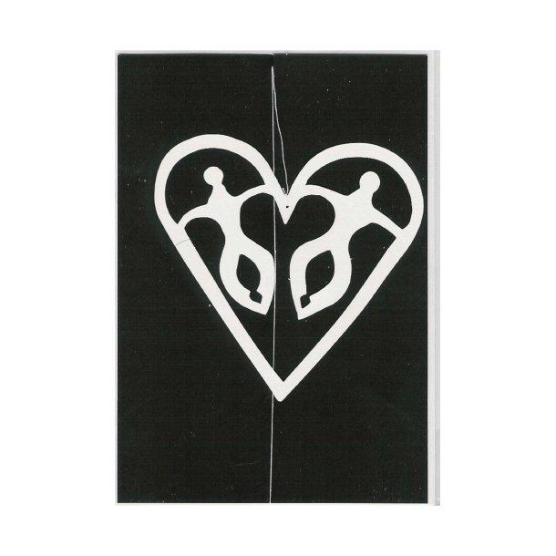 Hans Christian Andersen papir klip