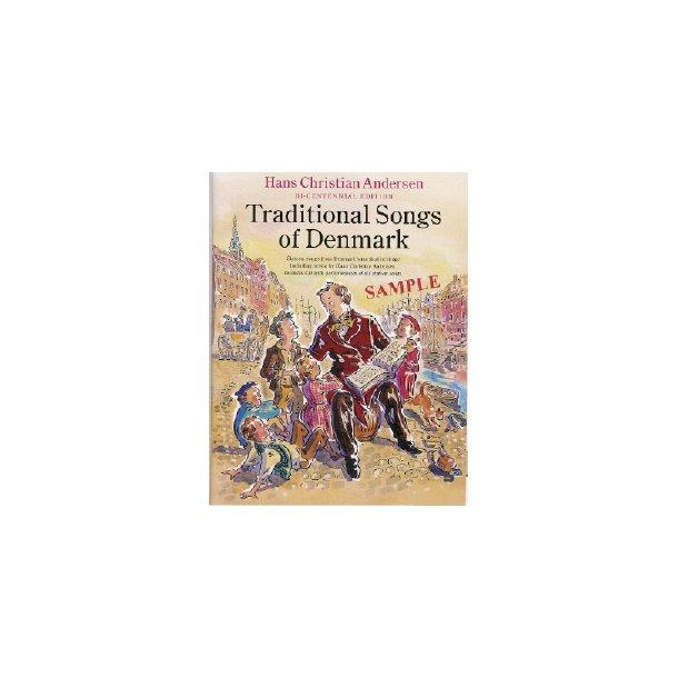 Traditional Songs of Denmark (CD - musik)