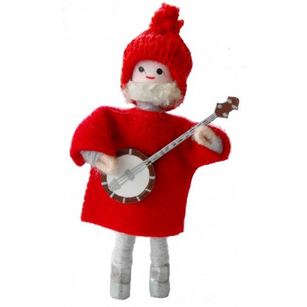 Mand med banjo 2011