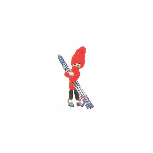 Dreng med ski (1996 Collection)
