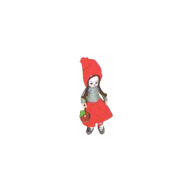 Pige med Juleæble (2002 Collection)