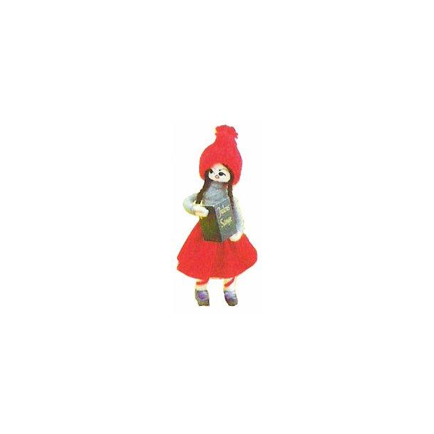 Pige med Julesange (1990 Collection)