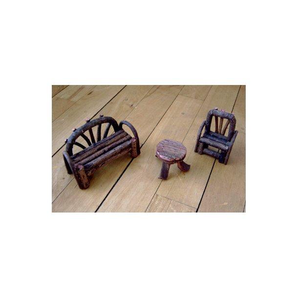 Møbler til Anne Beate Nisser