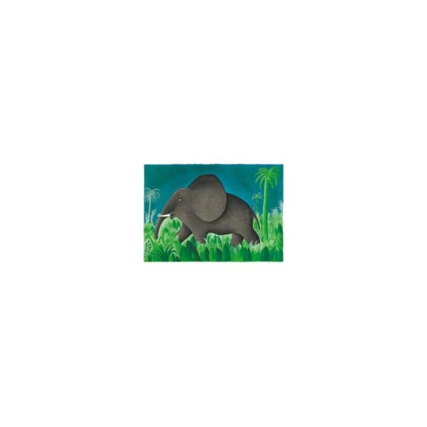 Enlig elefant (Hans Scherfig plakat)