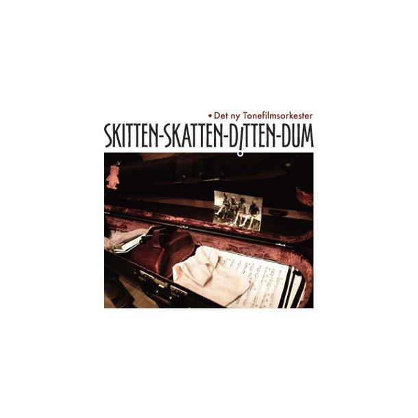Skitten-skatten-ditten-dum (CD, 2008)