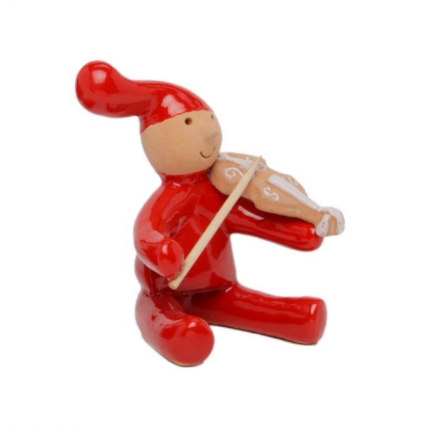 Pixy-nisse med violin (2011 collection) by PixyCo (Bo Melander)