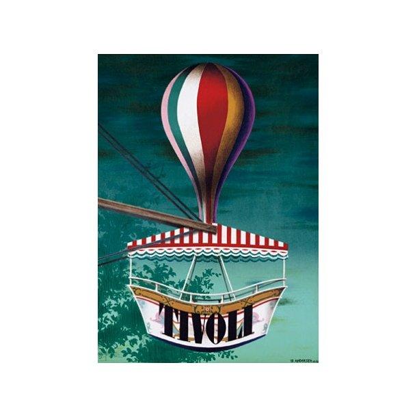 Tivoli Plakat fra 1943