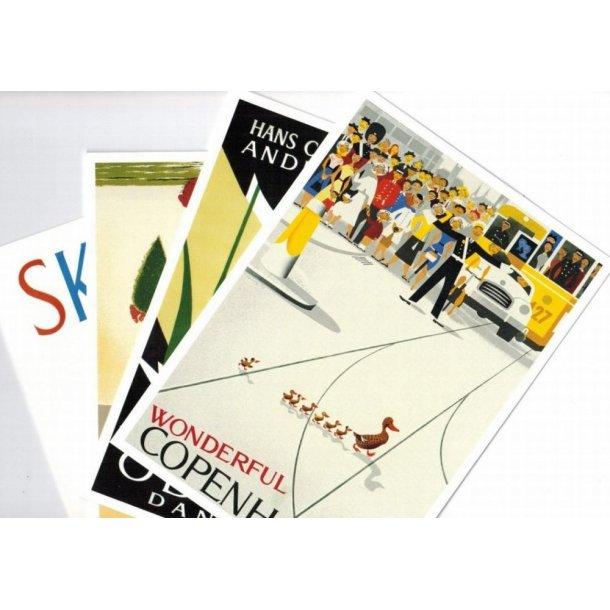 Postkort af Viggo Vagnby