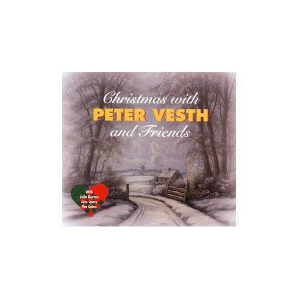 Christmas with Peter Vesth and Friends (CD)