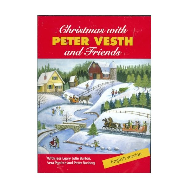 Christmas with Peter Vesth and Friends (DVD)