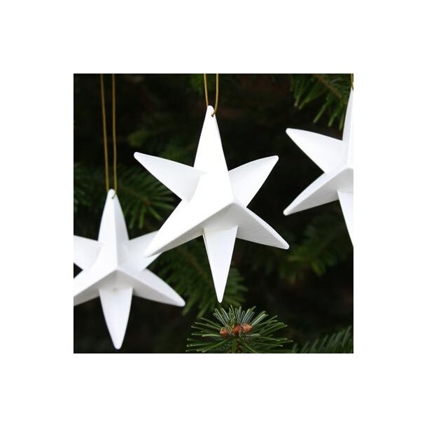 Sirius stjernen, mini, hvid