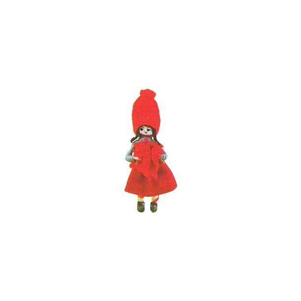 Pige med strikketøj (1977 Collection)