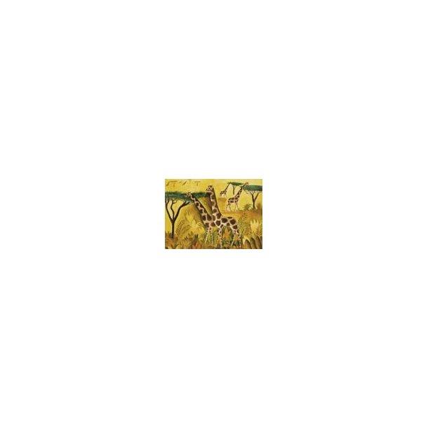 Syv giraffer (Hans Scherfig plakat)