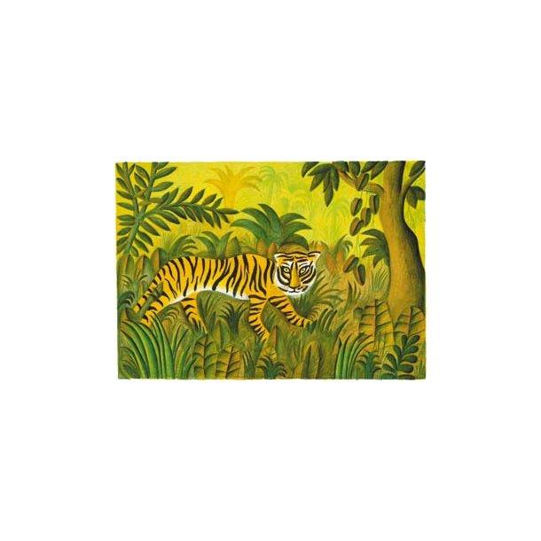 Tiger (Hans Scherfig plakat / illustration)