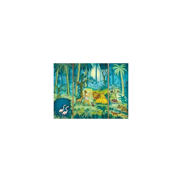 Orfeus spiller for dyrene (Hans Scherfig plakat)